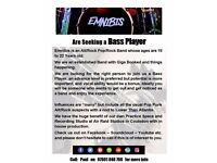 Bass Player - Wanted