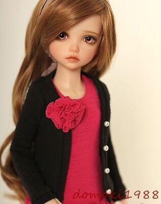 1/6 Bjd Doll SD Doll Girl kid lonnie -Free Face Make UP+Free Eyes