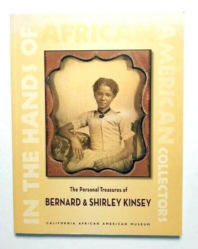 AFRICAN AMERICAN Art History Ephemera BERNARD KINSEY Collection SIGNED BOOK 2006