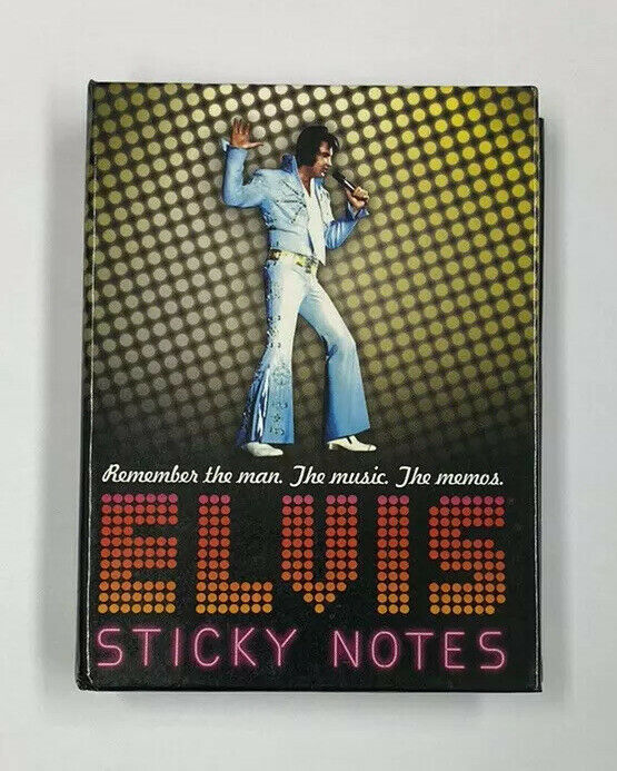 Elvis Sticky Notes – Unemployed Philosophers Guild.