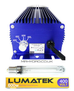 600w-Lumatek-Ultimate-Pro-400v-Ballast-Bulb