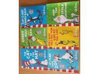 Dr Seuss paperback collection - 6 books