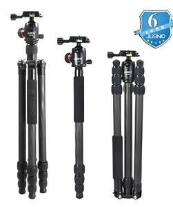 Jusino TK-254(c) Heavy Duty Travel Tripod