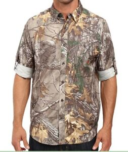 Under Armour Men's Camo Hunting Shirt