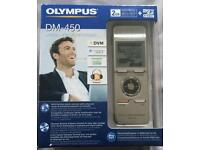 Olympus DM-450 digital voice recorder