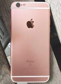 Boxed As New Iphone 6s Unlocked White & Rose Gold 64GB