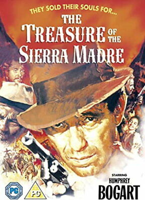 The Treasure of The Sierra Madre (1948) [New DVD]