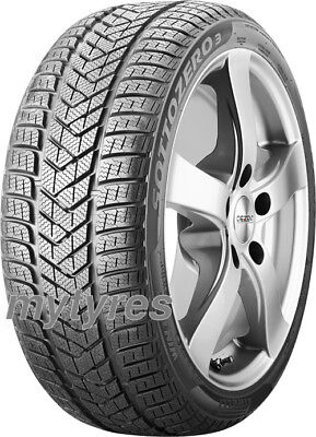 4x WINTER TYRES Pirelli Winter SottoZero 3 255/35 R20 97V XL M+S with MFS
