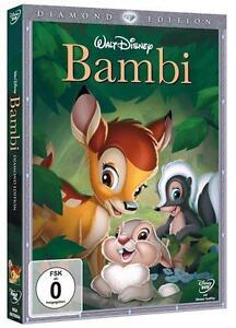Bambi Walt Disney Diamond Edition Neu und OVP in Folie