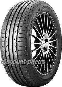 2x Pneus été Dunlop Sport BluResponse 185/60 R15 84H - France - État : Neuf: Pneu neuf n'ayant jamais servi, jamais monté. Indice de charge: 84 EAN: 5452000552754 Indice de vitesse: H: max 210 km/h Marque: Dunlop Type de Véhicule: Véhicule de tourisme MPN: 533766 Fabricant de pneus: Dunlop Type: Eté Larg - France