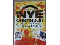 NYE onenation cd pack