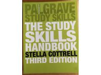The Study Skills Handbook (Palgrave Study Skills) (Paperback)
