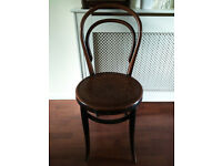 Vintage Bentwood French Chairs