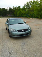 NISSAN ALTMA 2005 2.5 EXTRA WITH 138500 KM SEFTAY& E TEST