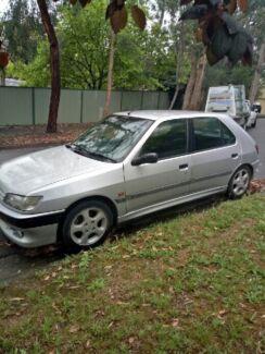 1995 Peugeot 306 2.0 XSI hatch