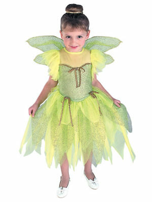 Storytime Wishes Tinkerbell Fairy Pixie Child Costume