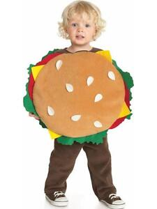 2pc. Hamburger Costume  Size 4/5 Old Navy