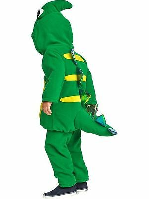 NWT/NEW OLD NAVY GREEN 12-24 18 MONTHS 2 PIECE DINOSAUR HALLOWEEN COSTUMES - Old Navy Halloween Costumes