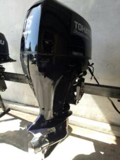 New Tohatsu/Honda 115hp 4stroke,last years model