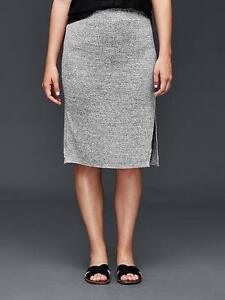 BRAND NEW GAP midi skirt black
