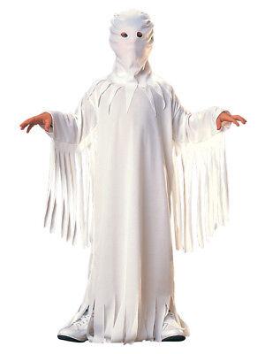 WHITE GHOST GHOUL GOBLIN UNISEX CHILDREN SIZE MEDIUM 8-10 HALLOWEEN COSTUME](Kids Goblin Costume)