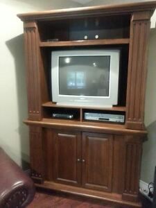 Entertainment Corner Unit