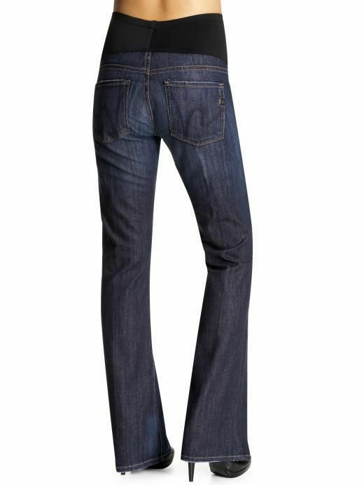Kelly New Pacific Bootcut Stretch Maternity Jeans by Citizens of Humanity