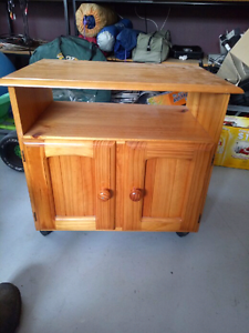 TV cabinet. (small) Pipers River George Town Area Preview