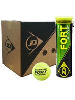 Palline Da Tennis Dunlop Fort All Court Tournament Select (cartone Da 18 Tubi) -  - ebay.it
