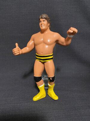 1987 Vintage WWF WWE Jim Brunzel Half Of Tag Team Killer Bees Action Figure 80s