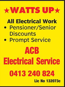 Electrician Hornsby Hornsby Area Preview