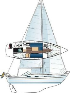 Looking for Hallberg-Rassy 31 Monsun