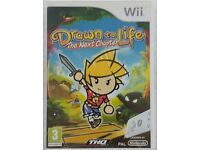 Drawn to Life - The Next Chapter Wii Game