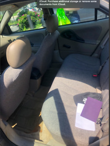 Selling 2003 chevy cavalier- perfect working condition