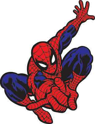 Home Decoration - Spider Man Vinyl Decal / Sticker ** 5 Sizes **