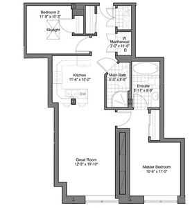 Centre Suites on 3rd, 945 3rd Ave E #403, $299,900