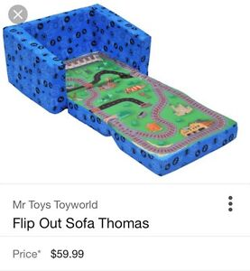 New Thomas The Tank Engine Flip Out Sofa Cover