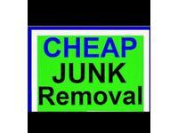 Cheap Junk/Rubbish removal