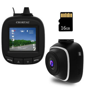 BRAND NEW Dash Cam with 16GB Micro SD Card