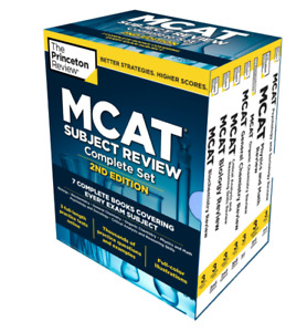 Princeton MCAT Review 2nd edition