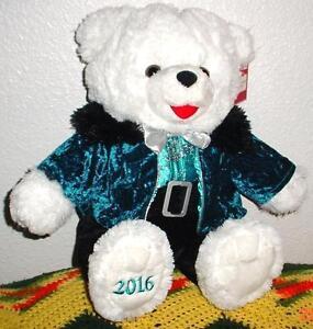 2016 walmart christmas snowflake teddy bear white boy 20
