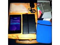nexus 7 1st gen 16GB Boxed, excellent condition