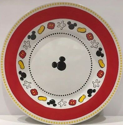 Mickey Mousse Disney Serving Pasta/Salad Bowl Dish - Mickey Mousse