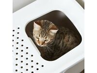 Savic Hop In Litter Box NEW - *Supports Animal Rescue*
