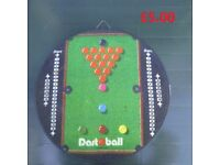 Dart Ball Dart Board Different Fun Game for Indoor or Outdoor Game Play