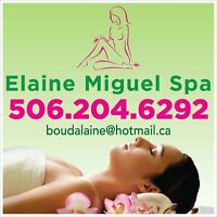 BODY SUGARING, ELAINE SPA