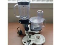 Kenwood FP195 Compact Food Processor & Blender
