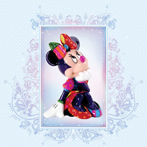 Minnie Mouse  by  Romero Britto mini Maus Disney Sammelfigur  Enesco  4027957
