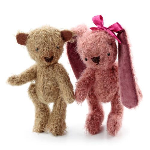 Ratgeber für Liebhaber von antiken Teddys und anderen antiken Stofftieren