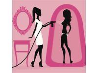 Sienna x mobile spray tanning service